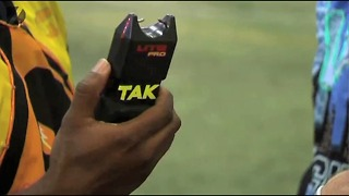 Taser Football - Video