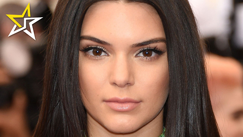 Kendall Jenner's Sheer Black Top Has Readers Of The UK's Daily Mail In A Frenzy