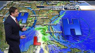 South Florida Monday afternoon forecast (6/19/17) - Video