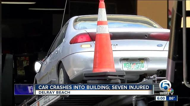 Police Investigating Fatal Single Car Crash In Delray Beach Wpec