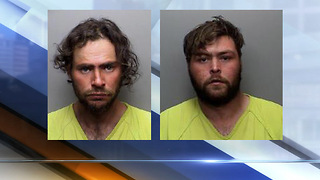 2 men arrested after body found in building