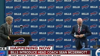 Joe and Jeff break down the Sean McDermott introductory press conference (Part 1) - Video