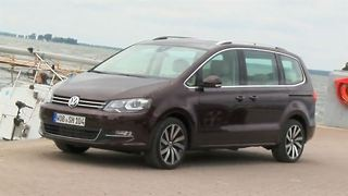 Test: The new VW Sharan - Video