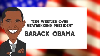 10 Weetjes over Obama - 10 Facts about Obama | Tipsenweetjes - Video