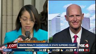 Death penalty dispute goes to Florida Supreme Court - Video