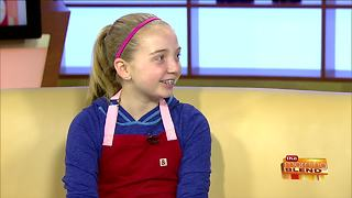 "A Local Teen Competes on ""Kids Baking Championship"" - Video"
