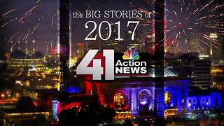 Kansas City's biggest stories of 2017 - Video