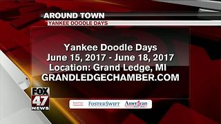 Around Town 6/13/17: Yankee Doodle Days - Video