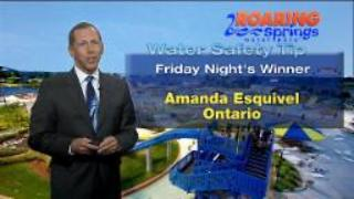 Scott Dorval's On Your Side Forecast: Monday, July 10, 2017 - Video