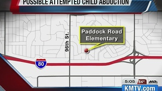 OPD responding to reports on the attempted child abduction - Video
