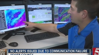 Evacuation Issue Due To Communication Failures - Video