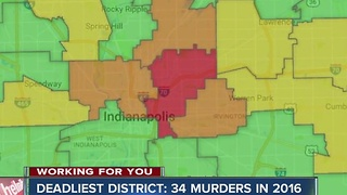 Councilor says 'communities of disorder' to blame for high number of homicides in District 17 - Video