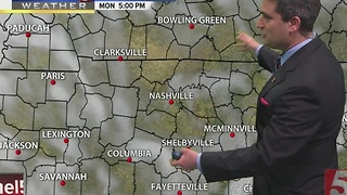 Henry's Evening Forecast: Sunday, January 15, 2017 - Video