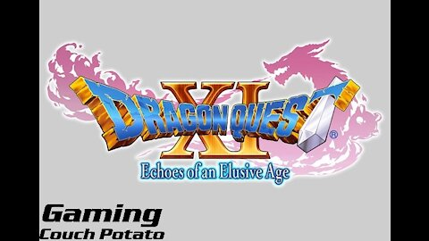 First battle - DRAGON QUEST®XI S: Echoes of an Elusive Age Definitive Edition Xbox One
