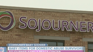 Sojourner Family Peace Center helps domestic abuse survivors - Video