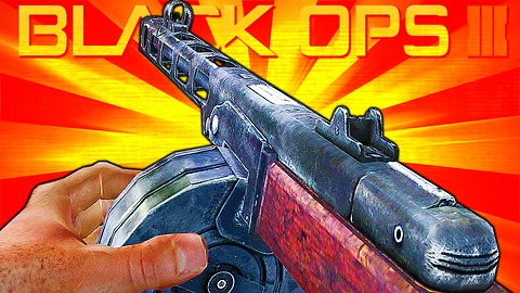 PPSH-41 COMING TO BLACK OPS 3?!! Leaked Files Found!