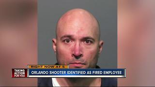 Fired worker kills 5 at business in Orlando