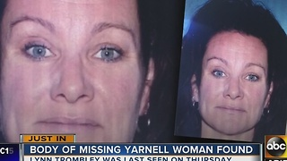 Missing woman found dead in Yarnell - Video