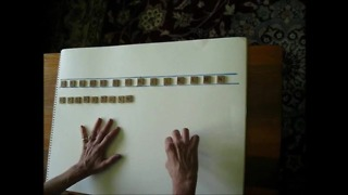 Crossing Midline Alphabet Sequencing for Children with Sensory Processing Disorders  - Video