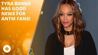 Tyra Banks is returning to ANTM! - Video