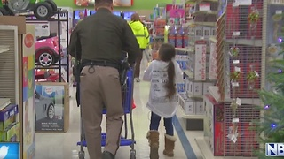 Shop with a Cop - Video