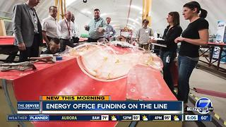 Governor requesting $3.1 million in emergency funding to keep energy office afloat - Video
