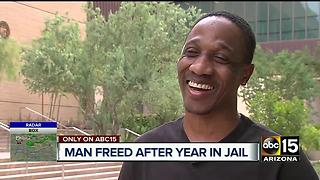 Man from Jamaica freed after more than a year behind bars - Video