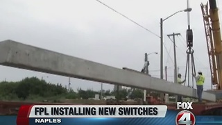 Florida power and light invests in smart grid - Video