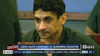 Jason Quate confesses to murdering daughter in Illinois, according to arrest report - Video