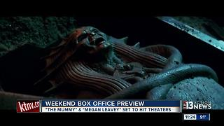 Film Editor Josh Bell reviews the latest movie releases - Video