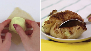 Mexican fried ice cream: Easier than you think - Video