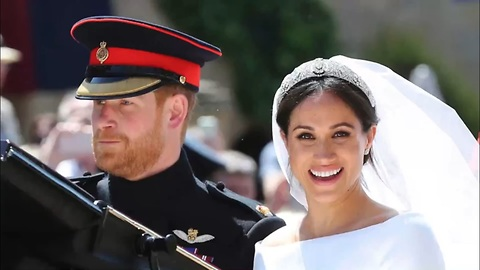 Why Harry and Meghan Have to Return Their Wedding Gifts— $9 Million Worth