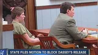 State files motion to block Brendan Dassey's release - Video