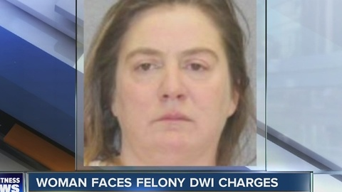 Elma woman arrested for D.W.I.