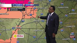Lelan's Early Morning Forecast: Wednesday, July 19, 2017 - Video