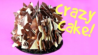 The craziest chocolate cake ever! - Video