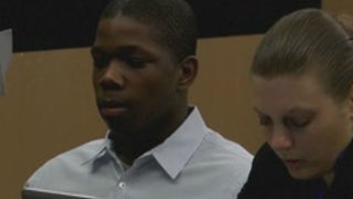 Jury selection underway for Wesley Brown trial - Video