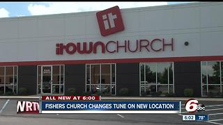 Fishers iTown Church eyeing new location for expansion - Video