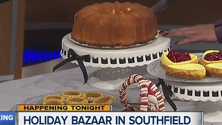 Twisted Cakes Holiday Bazaar - Video