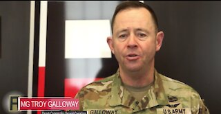 First Army National Guard General wishes the Army National Guard a Happy Birthday