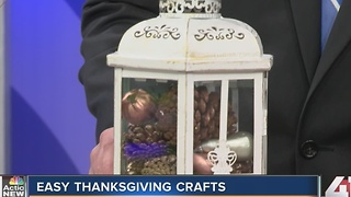 Spruce up your home for thanksgiving - Video