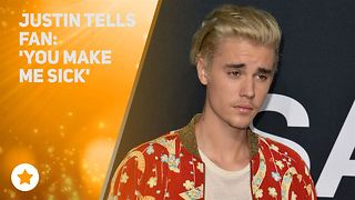 Biebs caught on camera being rude to fans AGAIN - Video