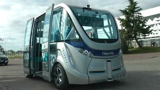 Intelligent Car Fair: The future of transport - Video