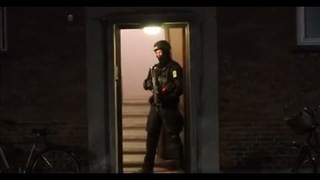 Heavy Police Presence in Copenhagen After Shooting - Video