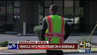 TRAFFIC: Pedestrian hit by alleged drunk driver - Video