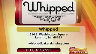 Whipped Bakery - 1/4/17 - Video
