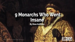 The Mad King: Insane monarchs from history