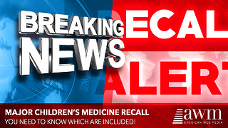 Major Recall After Company Admits To Potential Deadly Poisoning In Kids Products - Video