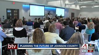 Planning the future of Johnson County - Video