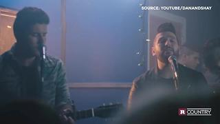 Dan + Shay make a difference | Rare Country